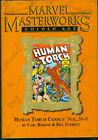 Marvel Masterworks Golden Age Human Torch Volume 88 Factory Sealed Limited Ed.