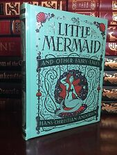 The Little Mermaid by Hans Anderson New Sealed Leather Bound Collectible Gift