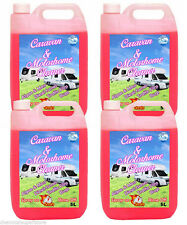 Motorhome and Caravan Cleaner - 4x 5Litre = 20L in total - Get Muc Off Fast!