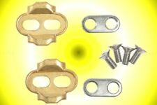 Compatible Premium Crank Brothers Cleats for egg beater smarty mallet candy *NEW