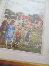 'Playing The Game' Kevin Walsh Cross stitch chart(only)