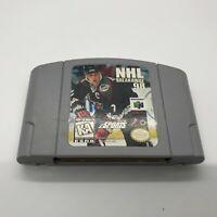 NHL Breakaway 98 (Nintendo 64, 1998)