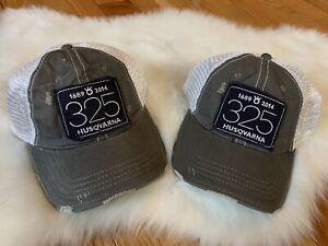 New Husqvarna 2  hats - Snapback cap