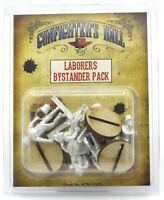 Knuckleduster KDM-11205 Laborers Bystanders Pack (Gunfighter's Ball) Civilians