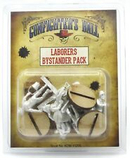Knuckleduster KDM-11205 Laborers Bystanders Pack (Gunfighter's Ball) Civilians