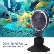 Bubble Air Stone Diffuser Oxygen Aeration Pump Aquarium Fish Tank Suction Cup