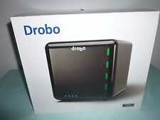 "Drobo DDR3A21 Direct Attached 4 bay array USB 3 port Storage - 3rd Gen. ""AS-IS"""