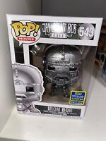 Funko Pop! Jay And Silent Bob Reboot - Iron Man Bob SDCC 2020 + Pop Protector
