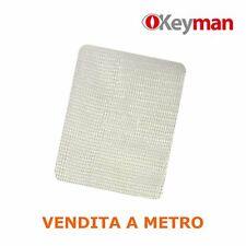 "Telo rete ombreggiante Alta schermatura 90% oscurante bianco frangisole ""Keyman"""