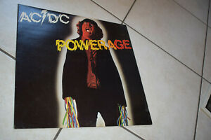 AC/DC – Powerage, Vinyl