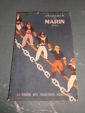 Almanach du marin 1943 - Service d'état à la marine, Vichy