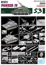 1/35 Dragon Arab Panzer IV - The Six Day War  #3593