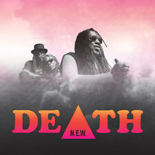 DEATH - N.E.W - NEW CD ALBUM