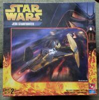 *+ NEW SEALED Star Wars Jedi Starfighter AMT ERTL Model Kit Skill 2 - Variants