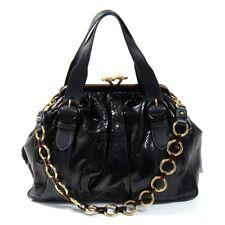 $2800 Marc Jacob Karen Exotic Python & Leather Shoulder/Handbag