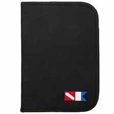 Trident Dive Log Book Black