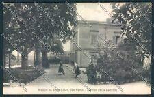 Imperia San Remo cartolina C9381 SZA
