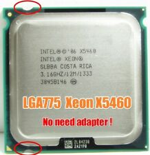 Intel Xeon X5460 3.0GHz 1333MHz 4 Core LGA 775 CPU Better than Core 2 Quad Q9650