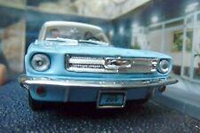 007 JAMES BOND Ford Mustang Convertible 1:43 BOXED CAR MODEL Connery Thunderball