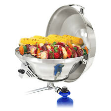 """MAGMA MARINE KETTLE 3 PARTY SIZE GAS GRILL 17"""""""