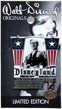 Disney Pin: WDW - Walt Disney Originals Collection - First Theme Park