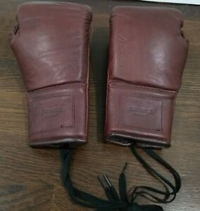 SHINOLA - Limited Edition - Muhammad Ali BOXING GLOVES - Rare - by John Golomb