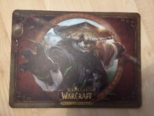 World Of Warcraft Mists Of Pandaria Mousemat