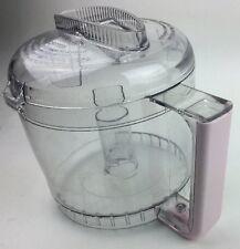 Cuisinart DLC-2AWB & 2AWBC Mini-Prep Plus Food Processor Pink Bowl And Lid
