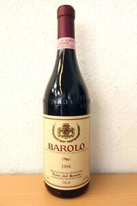 1 Flasche Barolo Wein, rot, aus Italien, 1994