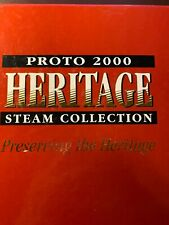 PROTO 2000 HERITAGE STEAM COLLECTION  - 2-8-8-2 Locomotive w/Tender - N&W 2005