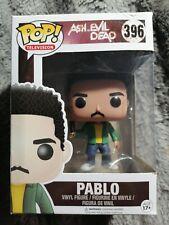 Funko Pop! Ash Vs. Evil Dead: Pablo #396.Vaulted