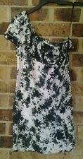Ladies Size XS Bu Design Off The Shoulder Ruffle Designer Dress