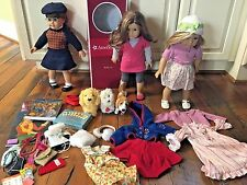 Lot American Girl dolls Molly, Kit, accessories & More!