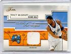 2002-03 FLAIR CARD NO.CK-TM TRACY McGRADY JERSEY, ORLANDO MAGIC