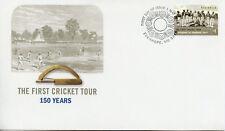 Australia 2018 FDC 1st Cricket Tour Aboriginal XI England 1v Cover Sports Stamps