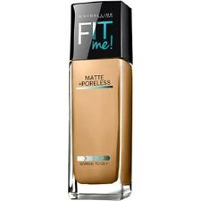 Maybelline Fit Me Foundation Matte Poreless Soft Tan 228 Normal Oily Skin