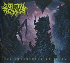 Scheletrici turca-THE ENTOMBMENT OF CHAOS CD NUOVO