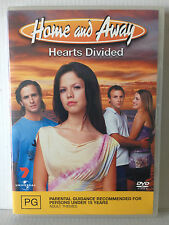 HOME AND AWAY~ HEARTS DIVIDED ~ DVD ~BEHIND THE SCENES & UNSEEN EPISODES/FOOTAGE