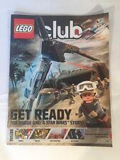 LEGO CLUB Magazine NOVEMBER DECEMBER 2016 Batman Movie Dimensions Star Wars