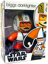 Biggs Darklighter Pilot Star Wars Mighty Muggs Vinyl Figure Hasbro New in Box