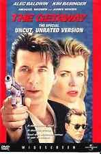 THE GETAWAY Uncut, Unrated DVD R1 ALEC BALDWIN KIM BASINGER ***