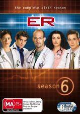 E R : Season 6