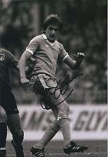 Gary OWEN Signed Autograph 12x8 Photo AFTAL COA Manchester City