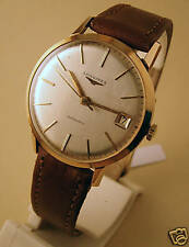 LONGINES OROLOGIO AUTOMATICO ORO 18 KT VINTAGE ANNI 60 SELFWIND GOLD WATCH