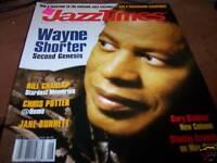 Jazz Times Magazine 6/2002 Wayne Shorter