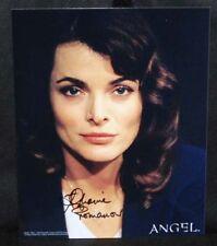 Stephanie Romanov ( Lilah Morgan) Engel / Buffy Autogramm