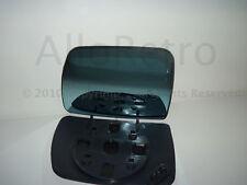MIROIR glace de rétroviseur DEGIVRANT clipsable bleuté gauche BMW X5 E53 99-06