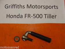 HONDA FR500 FR700 FR 500 700 TILLER ROTOTILLER STEERING ANGLE LEVER BOLT HANDLE