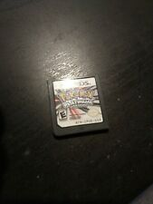 Pokemon Platinum Version (Nintendo DS, 2009) Authentic Tested Game Only