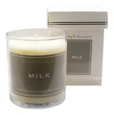 k hall designs Jar Candle, Milk